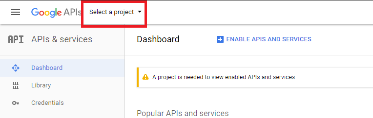Slow Google Drive? - How to register your own Google API key
